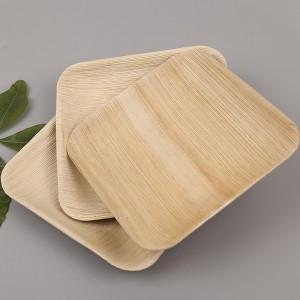 Palm leaf plate